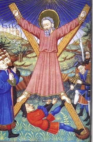 Kuvahaun tulos haulle apostoli andreas
