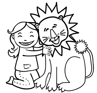 Puuhanurkka - Leku Leijona